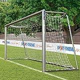 Sport-Thieme® Alu-Jugend-Fußballtor 5x2 m, Transportabel, Kompakt, 2 m