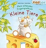 Mein schönstes Fingerspielbuch. Kleine Tiere: Kiddilight