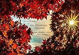 Spruchkarte mit Zitat von Marcel Proust Ein Stückchen Himmel