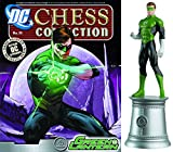 DC Comics - Figuras de Ajedrez de Resina DC Comics Chess Collection Nº 35 Green Lantern