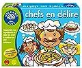 Orchard Toys - 152 - Chefs en Délire - Jeu de Mémoire