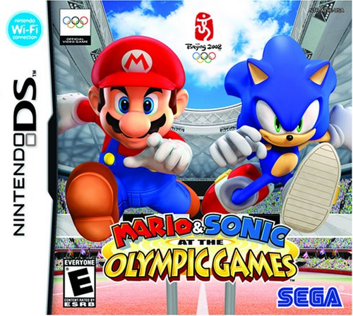 Mario & Sonic at the Olympic Games - Ds Sonic Mario Und