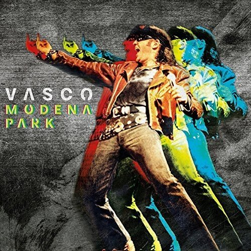 Vasco Modena Park (3cd&2dvd)