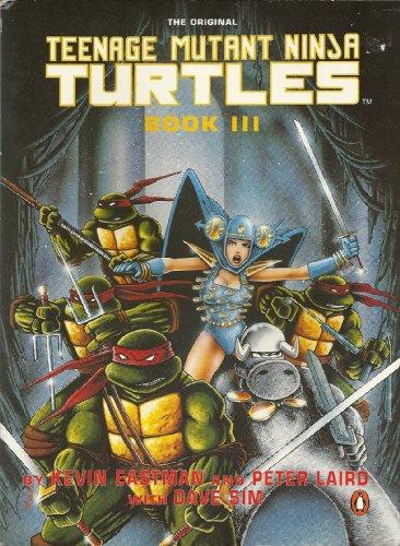 Teenage Mutant Ninja Turtles. Book III