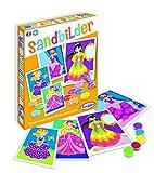 Sentosphere 08980 Sandbilder Prinzessinnen Bastelset