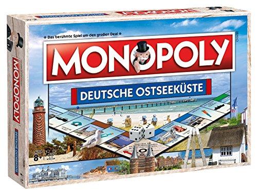 Monopoly Deutsche Ostseeküste | Regional Edition | Ostsee | Fehmarn | Mecklenburg-Vorpommern - Monopoly Ddr Edition