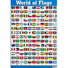 World of Flags Wallchart