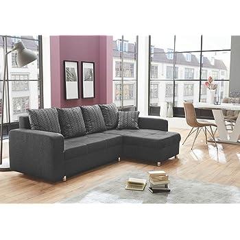 Hti Living Wohnlandschaft Korfu Couch Sofa Neu Ovp Amazon De Kuche
