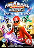Power Rangers - Super Megaforce Volume 1: Earth Fights Back [DVD] [UK Import]