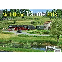 Modellbahn-Träume 2018: Kalender 2018