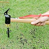 ROSENICE Camping Zelt Hammer Stahl Kupfer Hammer -