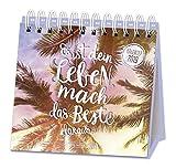 Tischkalender 2019 Es ist dein Leben