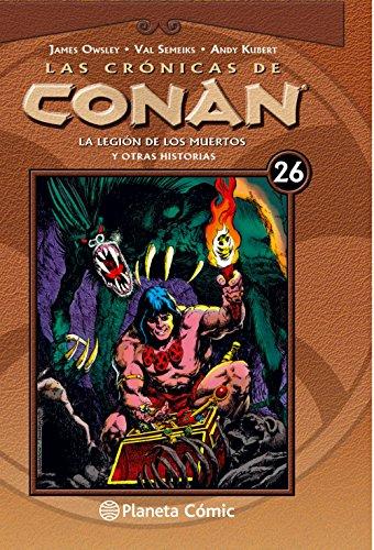 Las crónicas de Conan nº 26: La legión de los muertos y otras historias