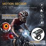 Luce-Posteriore-Bicicletta-USB-Ricaricabile-VELLAA-Fanale-Posteriore-Bici-LED-100-lumen-Super-Luminosi-6-Potenti-Regolazioni-COB-luci-Impermeabile-per-Bici-Biciclette-e-Caschi-per-Ottimale-Ciclismo-Si