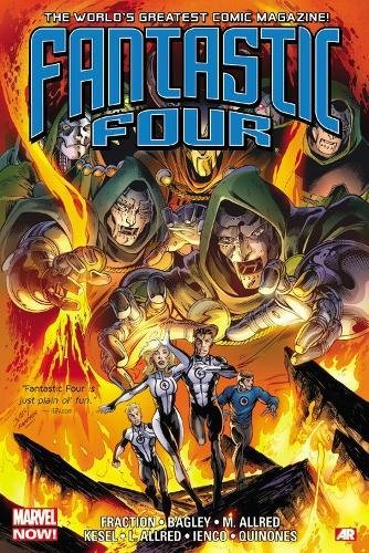 Fantastic Four By Matt Fraction Omnibus (Fantastic Four By Matt Fraction Omnibus: Marvel Now!)