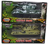 25 cm - Force de combat Battle Tank Friction Puissance - 1...