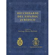 Diccionario del español jurídico (NUEVAS OBRAS REAL ACADEMIA)