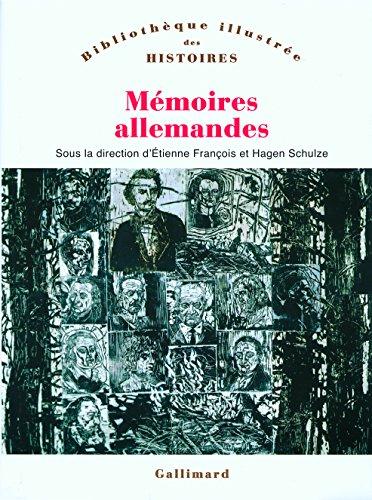 Mémoires allemandes