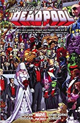 Deadpool Volume 5: Wedding of Deadpool (Marvel Now) by Gerry Duggan (2014-08-12)