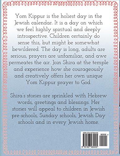 Shira at the Temple: a Yom Kippur Story: Volume 3 (Shira's Series)