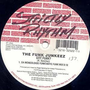 Funkjunkeez, The* Funk Junkeez, The - Got Funk?