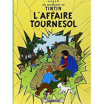 Les Aventures de Tintin, Tome 18 : L'affaire Tournesol : Mini-album