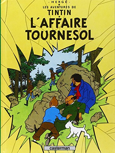 Les Aventures de Tintin, Tome 18 : L'affaire Tournesol : Mini-album