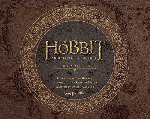 Chronicles: Art & Design (The Hobbit: An Unexpected Journey) por Daniel Falconer