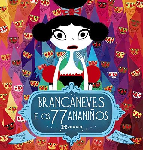 Brancaneves e os 77 ananiños (Infantil E Xuvenil - Pequeno Merlín - Albums)
