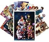 Anime Postkarten Set 24pcs Haruhi Suzumiya Manga Anime CA6017