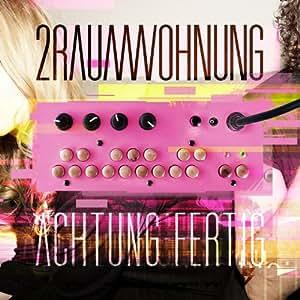 Achtung Fertig (Limited Edition inkl. Farbiges Vinyl, Signatur + MP3-Downloadcode) [Vinyl LP]