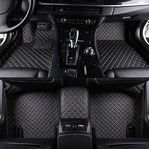 benutzerdefinierte Auto fußmatten für Mercedes alle Modelle cla amg w212 w245 glk gla gle gl x164 vito w639 s600 Auto fußmatten Auto zubehör