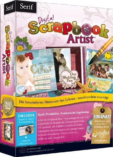 Digital Scrapbook Artist (Bildern Scrapbooking)