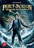 Percy Jackson - Tome 1 - Le voleur de foudre