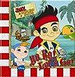 Partido Ênico Yo Ho Disney Jake y los piratas de Nunca Jamás de papel Servilletas (paquete de 20)