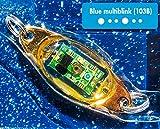 Norwegen Angeln Zubehör. Esca MS103BB Blau Reizverstärker