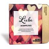 Jochen Schweizer Erlebnis-Box Liebe im Doppelpack, über 760 Erlebnisstandorte, Romantische Geschenke für 2 in…