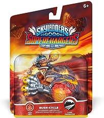 Skylanders Superchargers: Fahrzeug - Burn Cycle