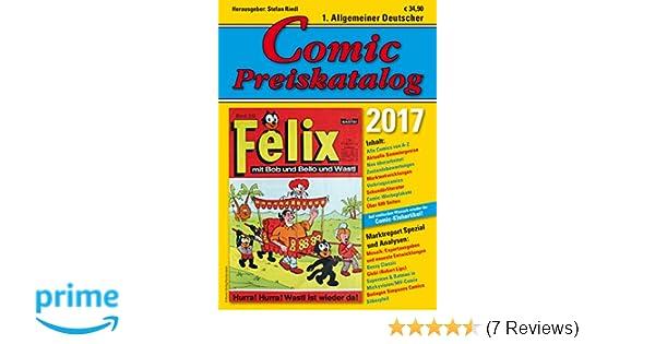 Comic-Preiskatalog 2019 Hardcover sofort erhältlich im  und im Laden