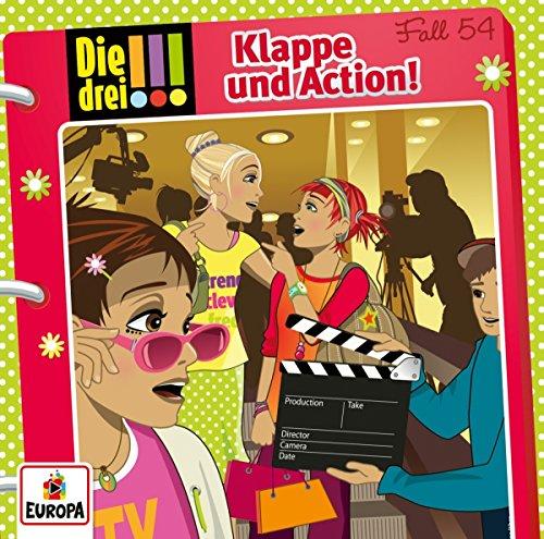 Die drei !!! (54) Klappe und Action! - Europa 2018