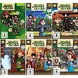 Robin Hood - Schlitzohr von Sherwood DVD 1-3 (Starter Box) + 4+ 5+ 6+ 7+ 8 im Set - Deutsche Originalware