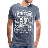 cadeau 2020 Qualité Premium Fabriqué en place 1960-60th Anniversaire T-Shirt