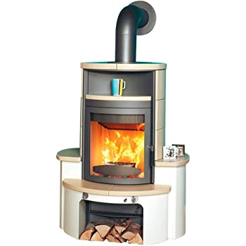 Hark Kaminofen Avenso Ecoplus Stahl 8 Kw Dauerbrand Mit