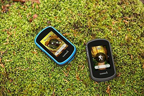 Garmin eTrex Touch 35 Fahrrad-Outdoor-Navigationsgerät – mit vorinstallierter Garmin TopoActive Karte, Smart Notifications und barometrischem Höhenmesser - 9