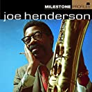 Milestone Profiles Joe Henderson