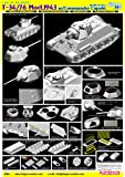Dragon - Maqueta de tanque escala 1:35 (D6584)