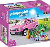 Playmobil Automóvil Familiar con Zona de Aparcamiento, Referencia 9404