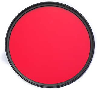 46mm 530nm IR Filter Infrared Infra-Red Optical Grade Filter for Camera Lens Suitable for Crime Detection Medical Photography