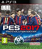 Konami Pro Evolution Soccer 2017 PS3