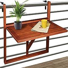 Amazon.es: mesas plegable madera